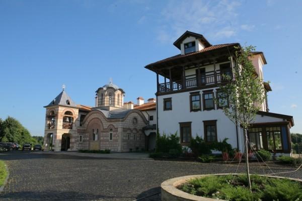 Женский монастырь в честь иконы Божьей Матери «Отрада и Утешение»