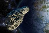 Крупнейший в истории астероид летит к Земле