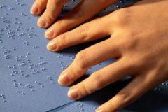 Центр обучения слепоглухих людей открыли в Тюмени