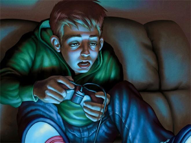 Как спасти ребенка от игровой зависимости