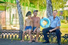 Капитан полиции спас тонувшего 8-летнего ребенка под Воронежем