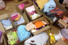 В Уссурийске открыт пункт приема пострадавших от наводнения, им нужна помощь