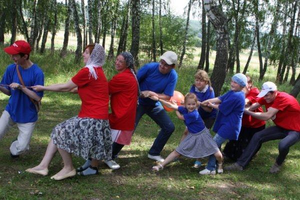 В Спасо-Преображенском Воротынском монастыре прошел летний лагерь для детей с особенностями развития
