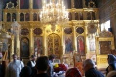 В Москве прошло отпевание ученого-биоэтика Бориса Юдина