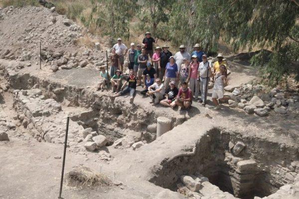 Археологи обнаружили Вифсаиду – родину апостолов Филиппа, Андрея Первозванного и Петра