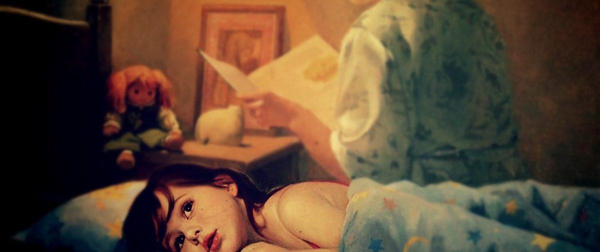 Мне тридцать лет, а я боюсь Бабайку из книжек моей дочери