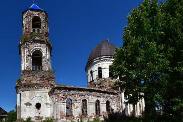 В Новгородской области возродят храм, построенный Суворовым