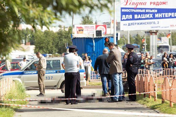 После нападения в Сургуте один из пострадавших находится в крайне тяжелом состоянии