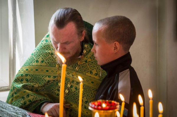 Три важных шага вместе с ребенком к Богу