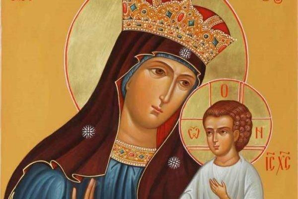 Церковь чтит Писидийскую икону Божией Матери