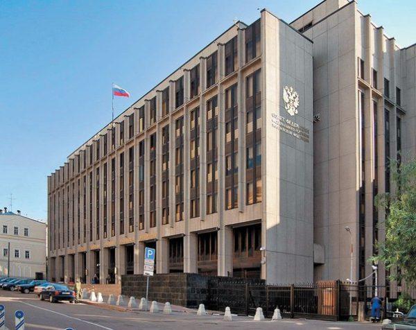Совфед просит МВД иГенпрокуратуру обратить внимание напротивников «Матильды»