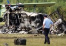 Самолет Ан-2 разбился на авиашоу в Подмосковье, погибли два человека