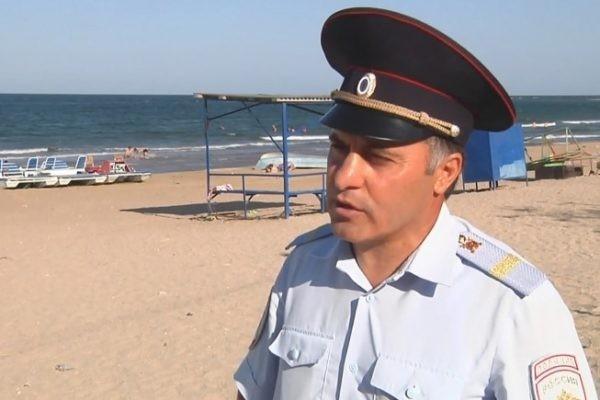 В Дагестане полицейский спас юношу, попавшего под катер