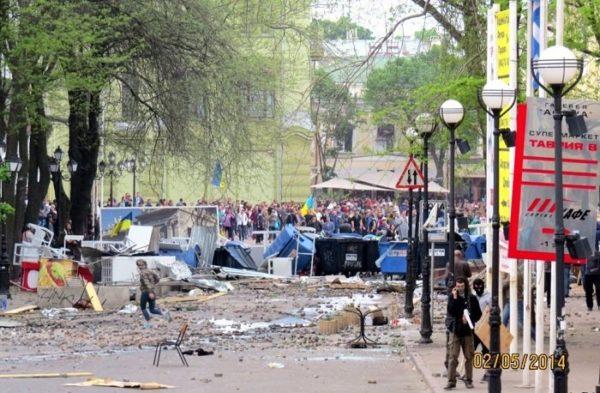 Суд оправдал обвиняемых по делу о событиях 2014 года в Одессе
