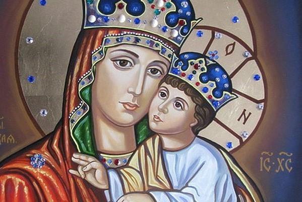 Церковь чтит Киево-Братскую икону Божией Матери