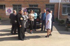 Монастырь в Винницкой области приютил эвакуированных жителей региона