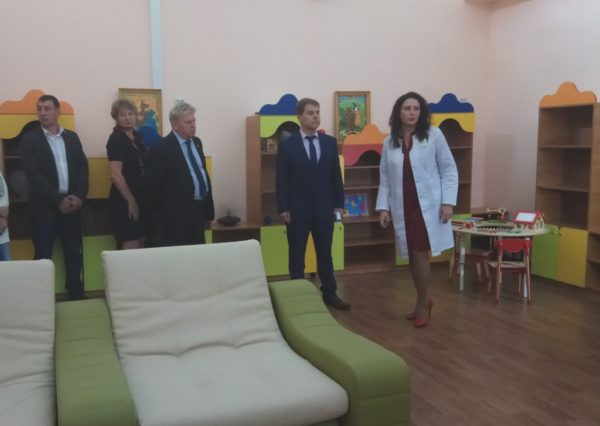 Единственный в Сибири детский хоспис открылся в Иркутской области