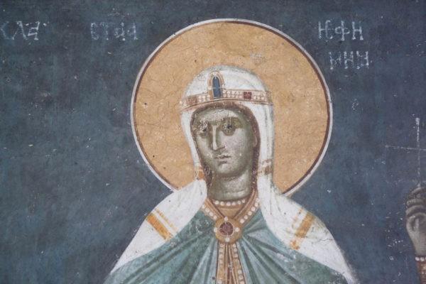 Церковь чтит память святой великомученицы Евфимии Всехвальной