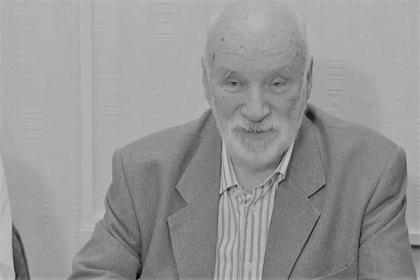 Скончался писатель Виктор Тростников
