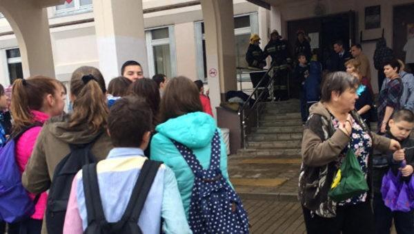 СК возбудил уголовное дело о хулиганстве после стрельбы в подмосковной школе