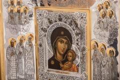 Церковь чтит память Петровской иконы Божией Матери