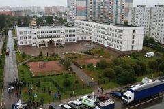 Ученики предупреждали директора школы из Ивантеевки о готовящемся нападении