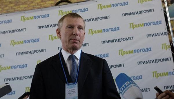 Медведев сменил главу Росгидромета