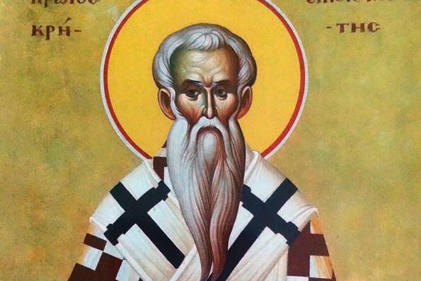 Церковь чтит память апостола от 70-ти Тита