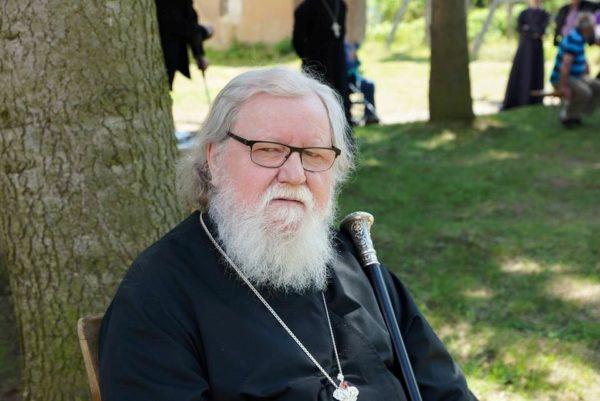 Умер Архиепископ Берлинский и Германский Феофан