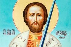 Церковь празднует перенесение мощей святого благоверного князя Александра Невского