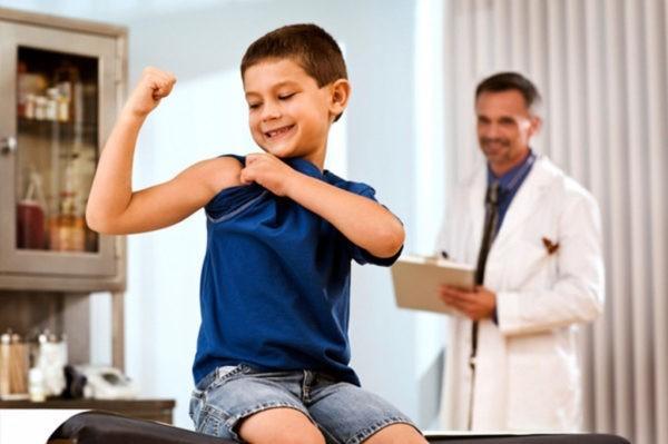 Роспотребнадзор: в России не более 12% абсолютно здоровых детей