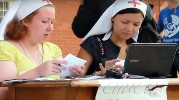 Синодальный отдел по благотворительности выпустил ролик о своей деятельности (видео)