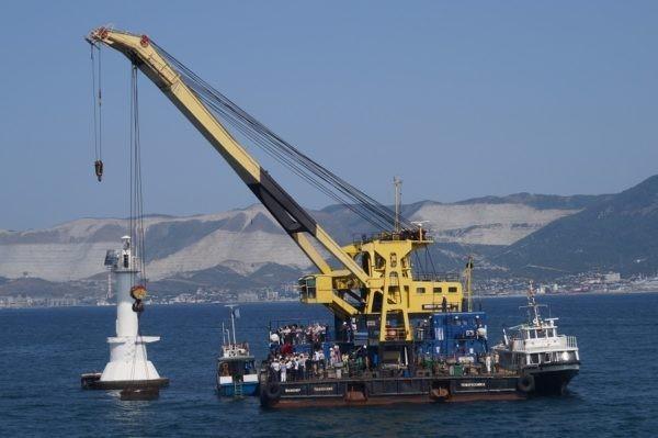 Со дна Черного моря подняли послание из 1967 года (видео)