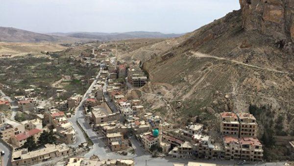 Разрушенные храмы Маалюля под Дамаском восстанавливают ускоренными темпами