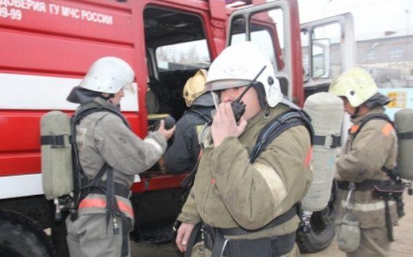 Мужчина спас из пожара пенсионерку в Новосибирской области