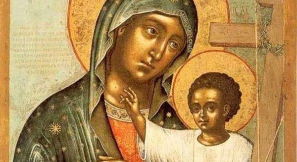 Церковь чтит Новоникитскую икону Божией Матери