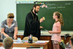 Протоиерей Игорь Фомин: «Мы не учим школьников креститься»