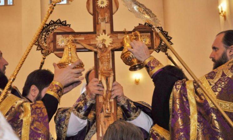 День Господень настал – во тьме и на Кресте