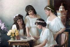XX век в цвете (ФОТО)