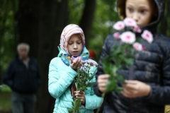 """""""Сад памяти"""" – в Бутово открылся самый большой мемориал жертвам репрессий (фото)"""