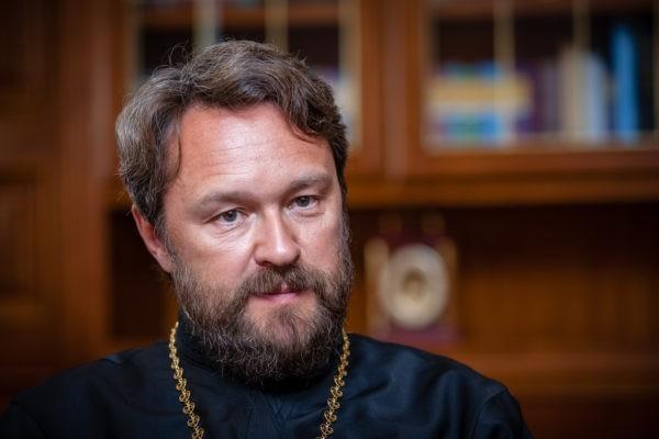 Митрополит Иларион: Россия без революции могла достичь гораздо больших успехов