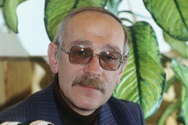 """Умер один из создателей КВН и """"Спокойной ночи, малыши"""" Андрей Меньшиков"""