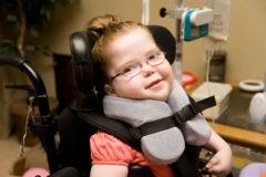 Служба «Милосердие» запускает долгосрочную реабилитационную программу для детей с ДЦП