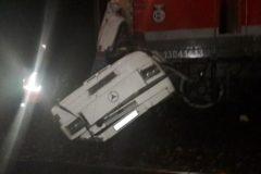 16 человек погибли в ДТП на переезде во Владимирской области