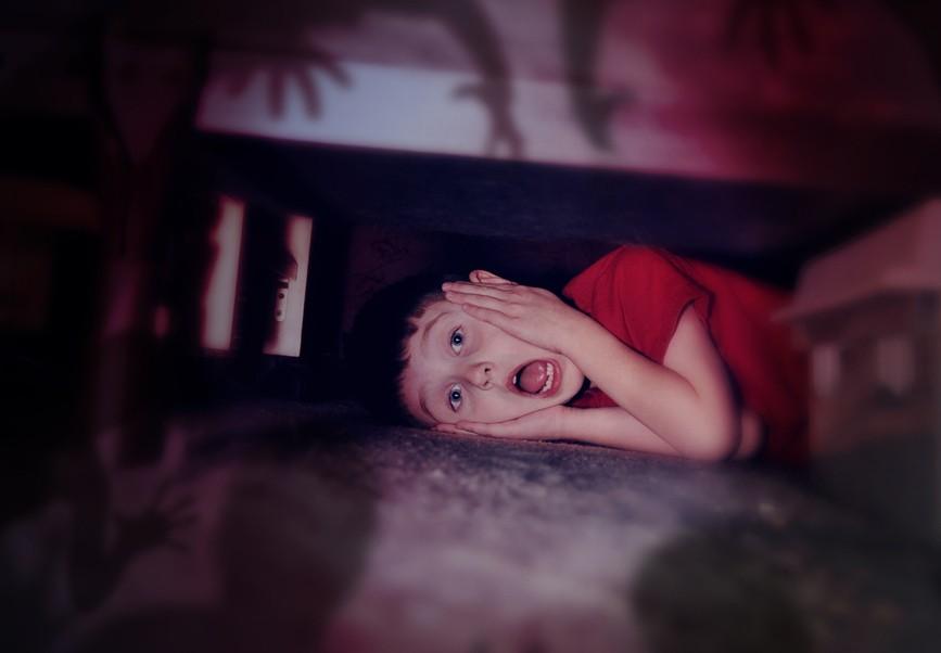 Детские страхи боязнь темноты