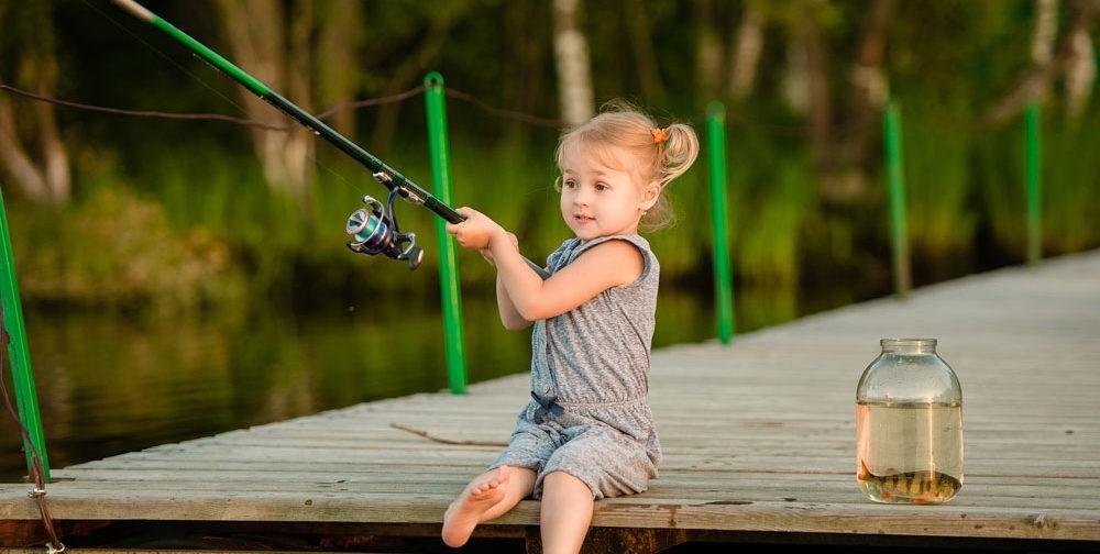 """«Бог, если Ты есть, то пусть я поймаю рыбку!"""""""