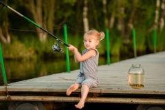 """""""Бог, если Ты есть, то пусть я поймаю рыбку!"""""""