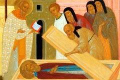 Церковь вспоминает преставление преподобного Сергия Радонежского