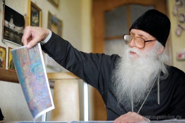 Как потомок адмирала Ушакова стал священником