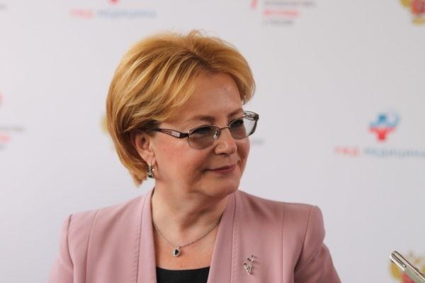 Вероника Скворцова: В России уже созданы индивидуальные лекарства от рака